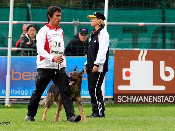 2009 Schwannenstadt Austria FCI WM